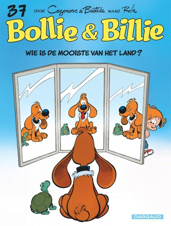 Bollie en billie 37. wie is de mooiste van het land - Jean Bastide |