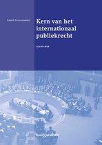 Boek cover Boom Juridische studieboeken - Kern van het internationaal publiekrecht van Andre Nollkaemper (Hardcover)