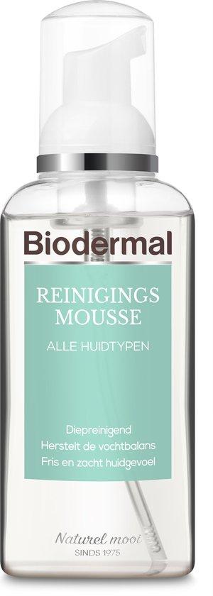Biodermal Reinigingsmousse -  150ml - Reinigt en hydrateert