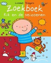 Rik 0 - Zoekboek Rik en de seizoenen