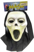 Masker scream met doek