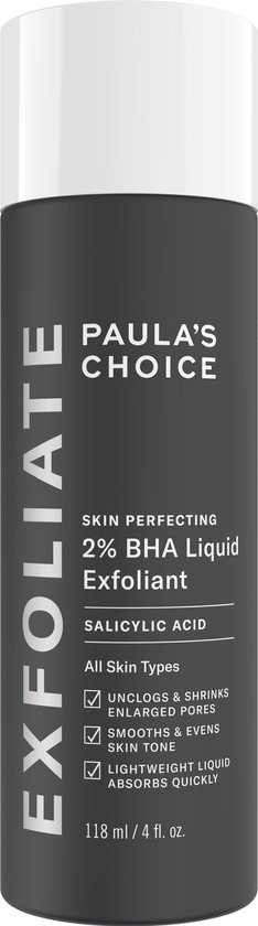 Paula's Choice Skin Perfecting 2% BHA Liquid Exfoliant - 118 ml