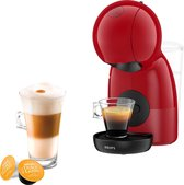 Krups NESCAFÉ Dolce Gusto PICCOLO XS KP1A0510 - Koffiecupmachine - Rood
