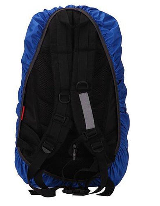 Regenhoes Rugzak - Waterdichte Backpack Hoes - Flightbag 35L   Bescherm uw tas tegen regen! (Geel)