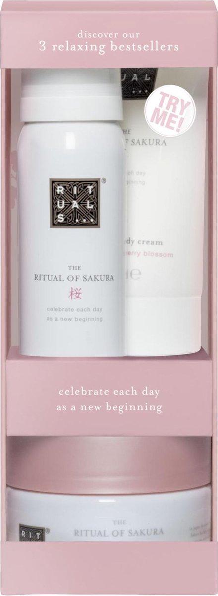 RITUALS The Ritual of Sakura Trial Gift Set - RITUALS