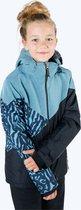 Brunotti Sheerwater - Wintersportjas - Meisjes - Maat 176 - Polar Blue