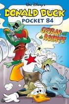Donald Duck pocket 084 gevaar uit de ruimte