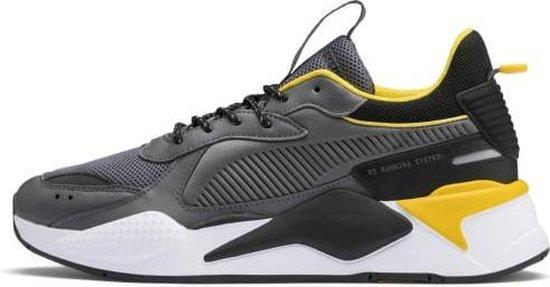 Puma RS-X Core - Grijs - Heren - Sneakers - Sportschoenen - Maat 46
