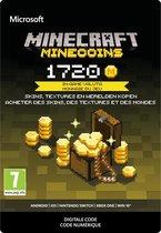 Minecraft: Minecoins Pack - 1.720 Coins