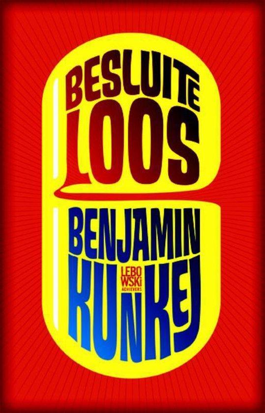 Besluiteloos - Benjamin Kunkel |