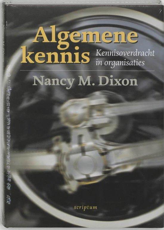 Algemene Kennis - Nancy M. Dixon |