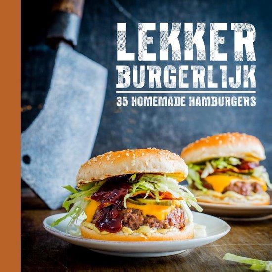 Boek cover Lekker Burgerlijk! van Danny Jansen (Hardcover)
