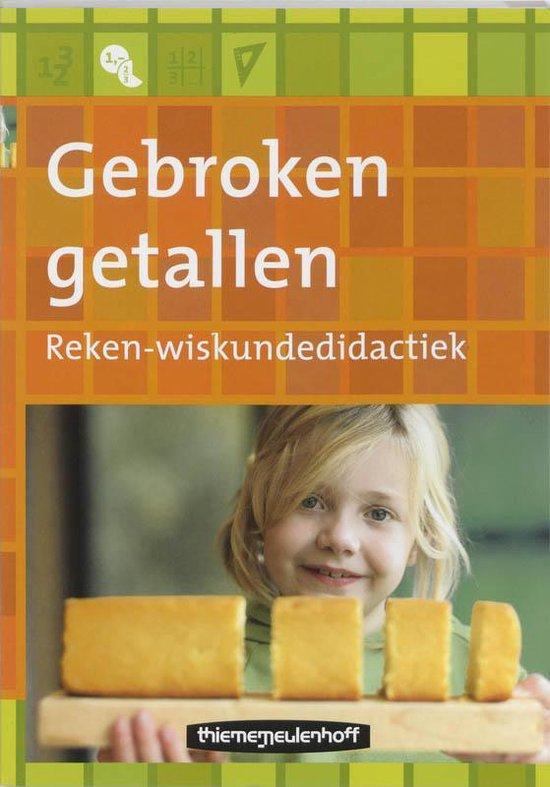Gebroken getallen 1 - Petra van den Brom-Snijders pdf epub