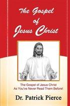 Boek cover The Gospel of Jesus Christ van Dr Patrick Pierce