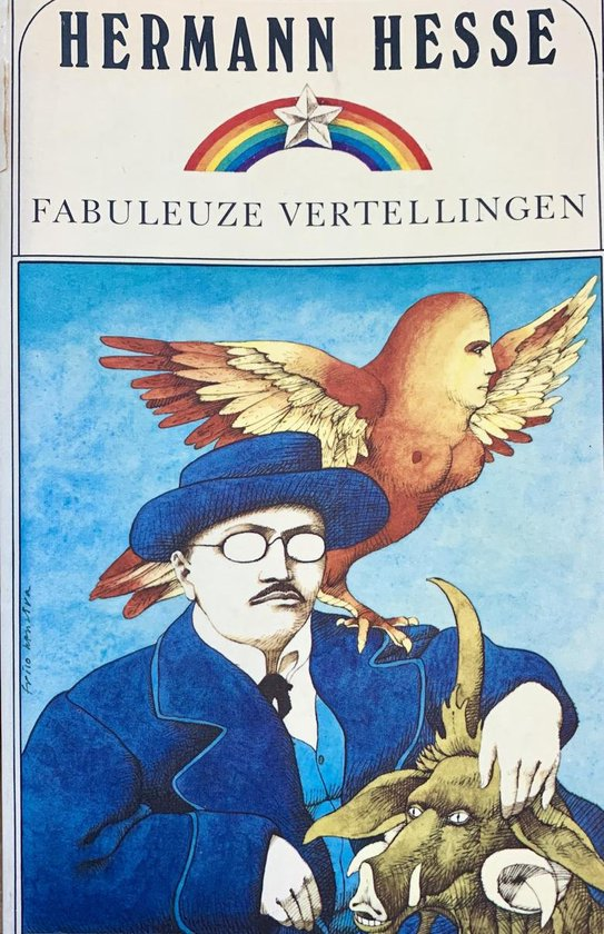 Fabuleuze vertellingen - Herman Hesse   Fthsonline.com