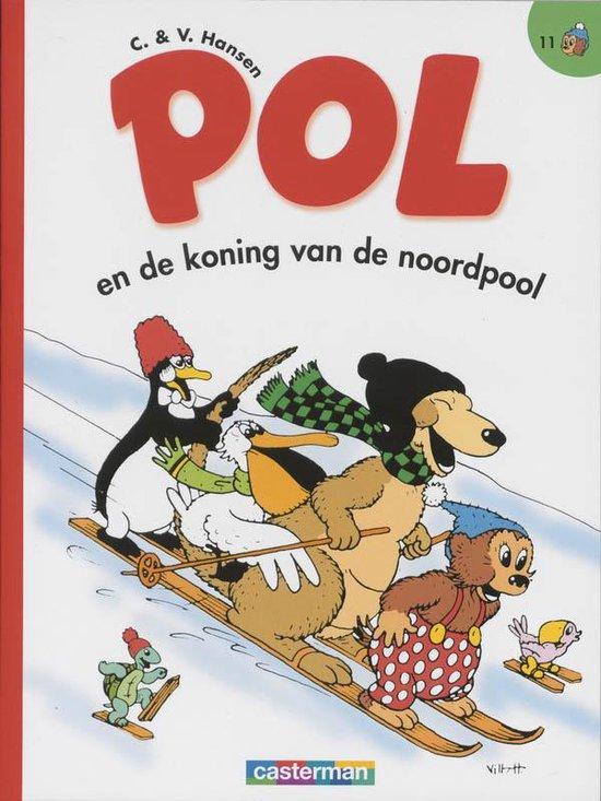 Pol, Pel en Pingu 011 Pol en koning Noordpool - Carla Hansen |