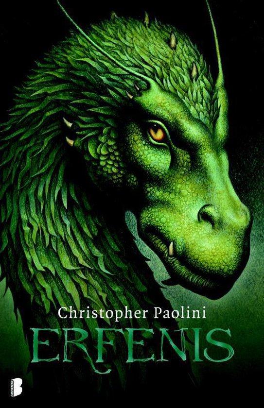 Het erfgoed 4 - Erfenis - Christopher Paolini  