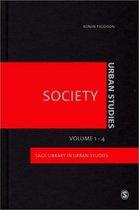Urban Studies - Society