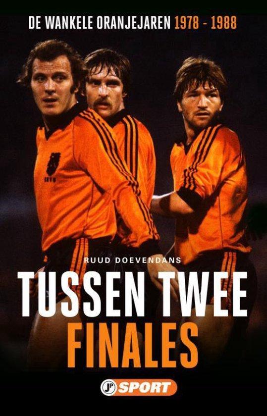 Tussen twee finales - Ruud Doevendans |