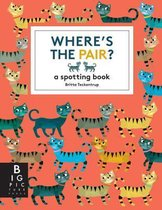 Boek cover Wheres the Pair? van Britta Teckentrup