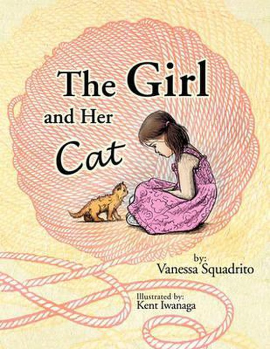 The Girl and Her Cat
