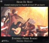 Grands Motets Pour La Chapelle De Louis X