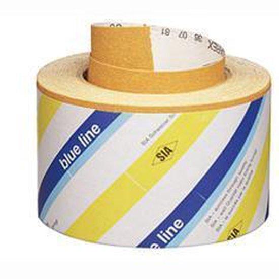 Sia Siarexx schuurpapier P 100 95 mm 25 m