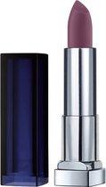 Maybelline Color Sensational Loaded Bolds Matte - 887 Blackest Berry Violet - Lippenstift