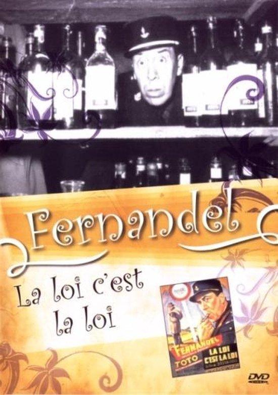 Cover van de film 'Le Loi C'Est La Loi'
