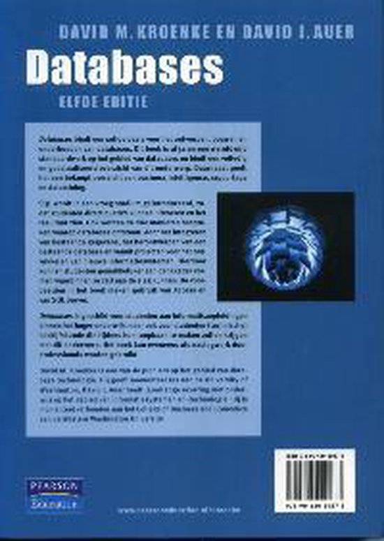Databases 11/E - David M. Kroenke