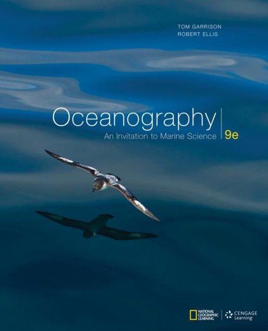 Boek cover Oceanography van Cram101 Textbook Reviews (Paperback)