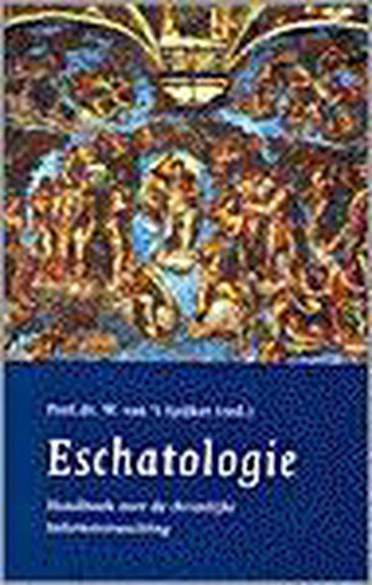 Eschatologie - van 't Spijker  