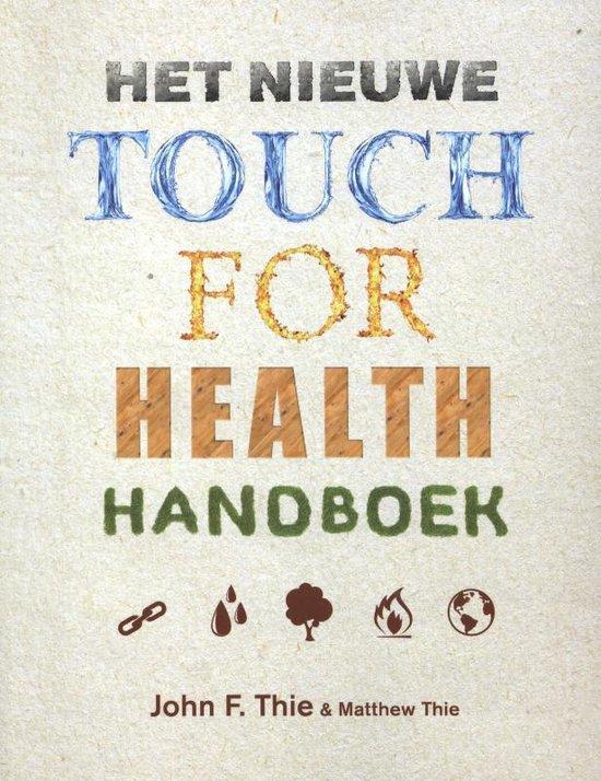 Cover van het boek 'Het nieuwe touch for health-handboek'