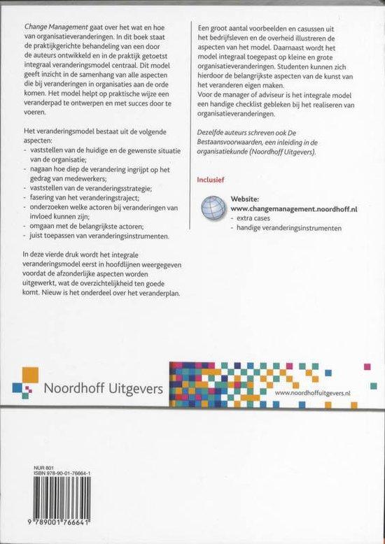 Change management - Jan Lubberding |