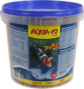 Aqua-Ki Blauw Vijverkorrels 6mm - 10 LTR