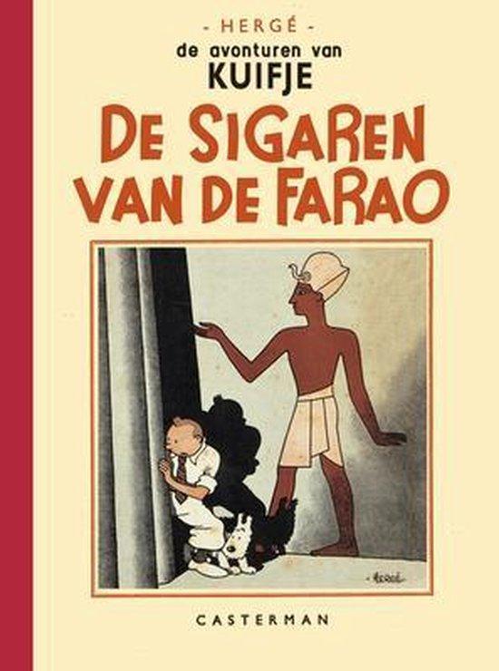 Kuifje facsimile zwart/wit De sigaren van de farao - Hergé pdf epub