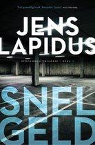 Boek cover De Stockholm-trilogie 1 -   Snel geld van Jens Lapidus (Paperback)