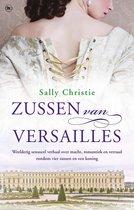 Boek cover Zussen van Versailles van Sally Christie (Onbekend)