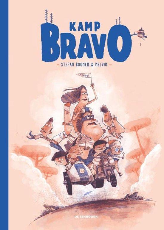 Kamp Bravo - Stefan Boonen |