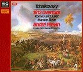 Tchaikovsky: 1812 Overture; Romeo & Juliet; Marche Slave