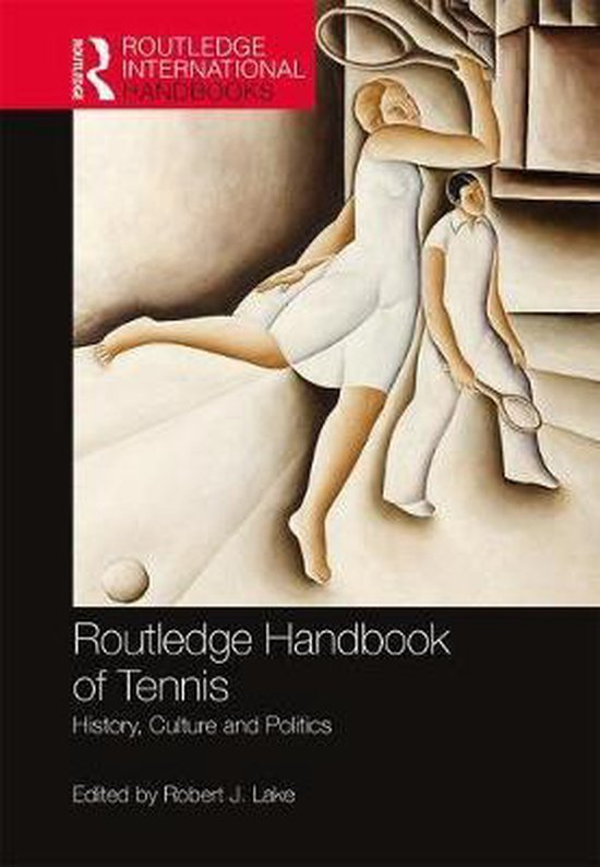 Afbeelding van Routledge Handbook of Tennis