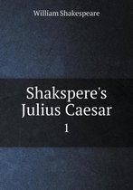 Shakspere's Julius Caesar 1