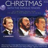 Christmas with the famous tenors (2cd)