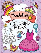 Toddler Coloring Books