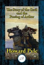 Boek cover The Story of the Grail and the Passing of Arthur van Howard Pyle