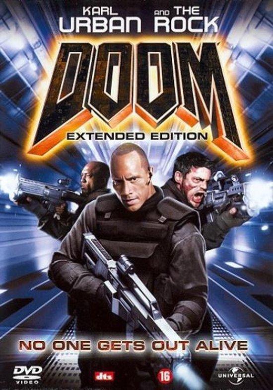 Cover van de film 'Doom'