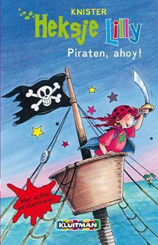 Heksje Lilly - Piraten, ahoy! - Knister |