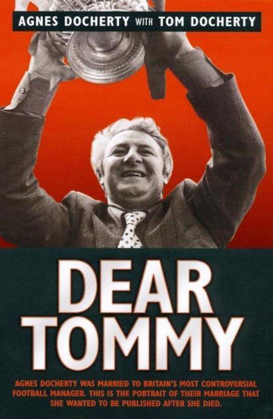 Boek cover Dear Tommy van Agnes Docherty (Paperback)