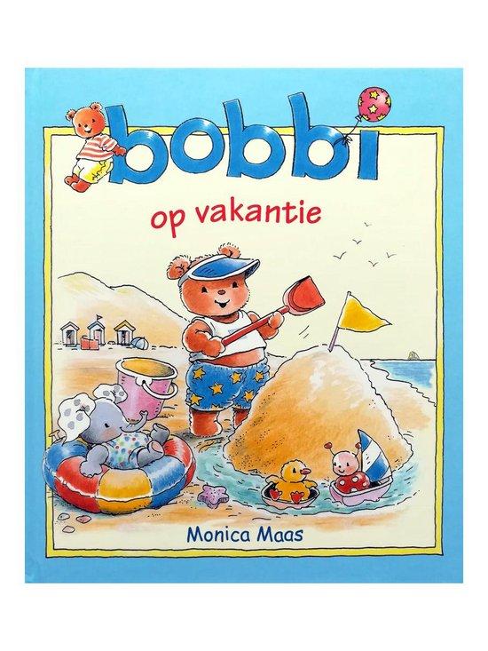 Bobbi op vakantie(Maxi - editie = 26 x 22.5cm)) - Monica Maas |