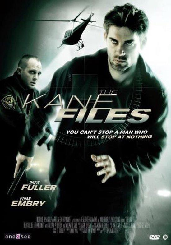 Cover van de film 'Kane Files'